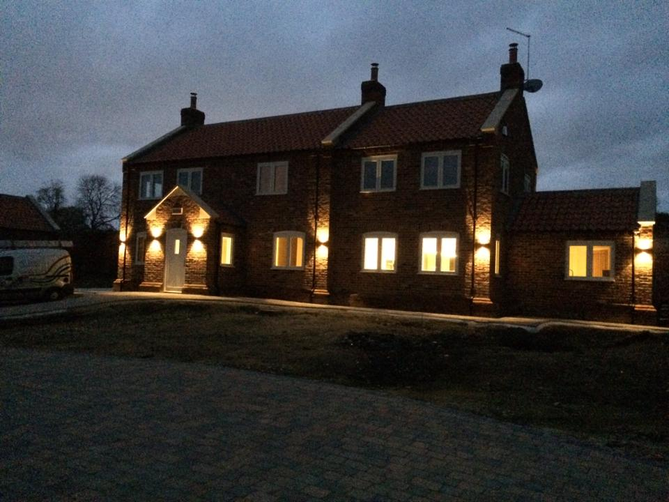 Domestic Electrical Services Worksop - Lighting Installation